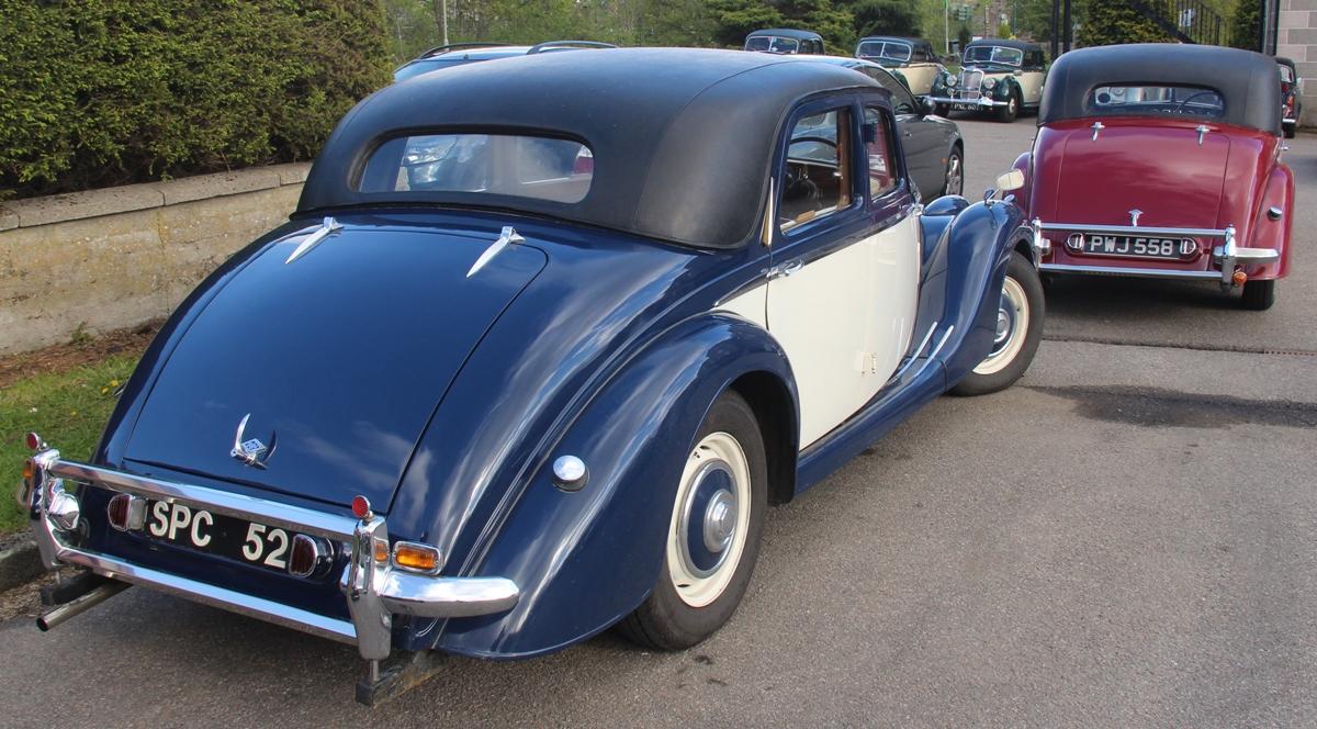 1952 Riley Rme Spc52